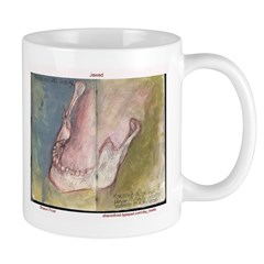 Anatomy mug: jawed.