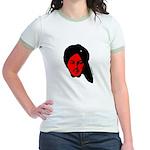 Bhagat Singh - Jr. Ringer T-Shirt