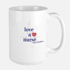 Love A Nurse Mug