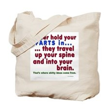 Fartsin Tote Bag