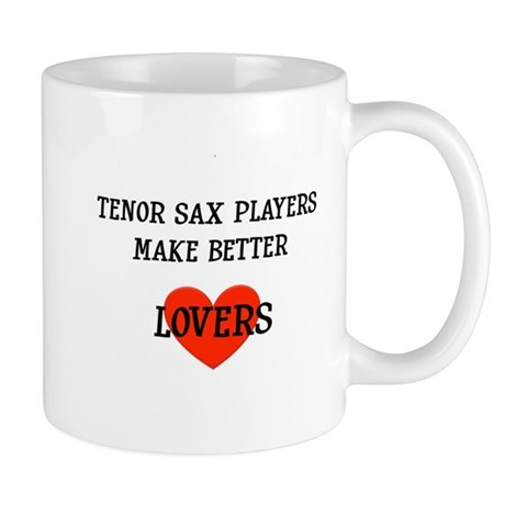 Tenor Sax Gift Mug