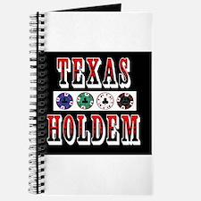 Texas Holdem Chips Journal