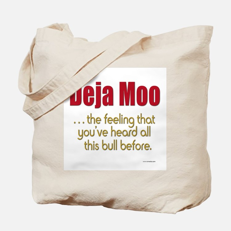 DejaMoo Tote Bag