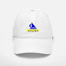 Put In Bay Sailing Baseball Baseball Cap