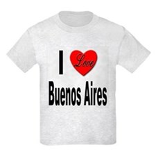 I Love Buenos Aires Argentina T-Shirt