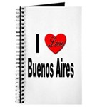 I Love Buenos Aires Argentina Journal