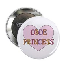 "Oboe Gift 2.25"" Button"