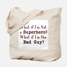 Bad Guy Twilight Tote Bag