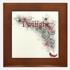Twilight Dazzle Framed Tile