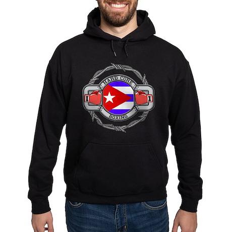Cuba Boxing Hoodie (dark)
