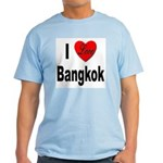 I Love Bangkok Thailand Light T-Shirt