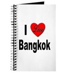 I Love Bangkok Thailand Journal