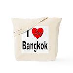 I Love Bangkok Thailand Tote Bag
