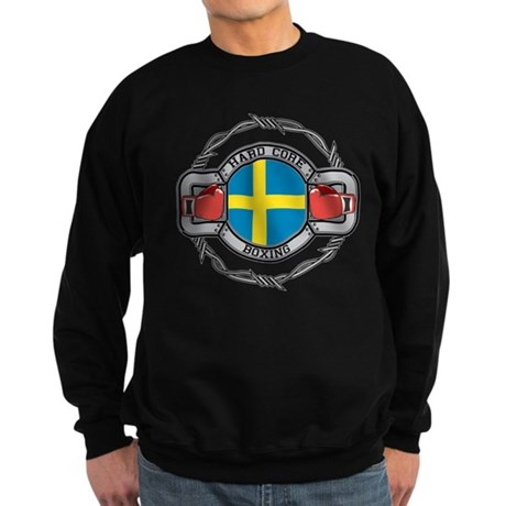 Sweden Boxing Sweatshirt (dark)