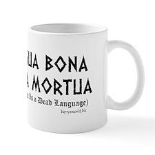 Sola Lingua Small Mugs