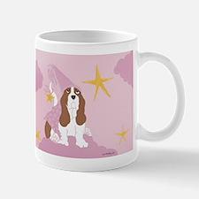Basset Pink Princess Mug