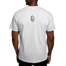 Nostradamus Knew Ash Grey T-Shirt