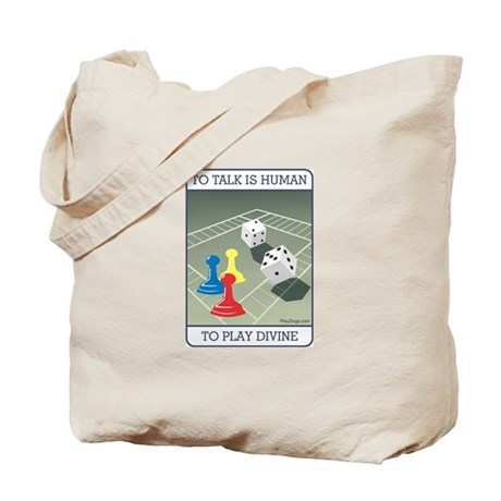 Board Games Divine - Tote Bag