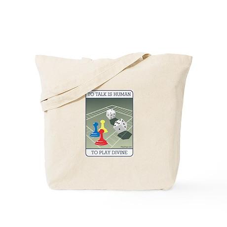 Board Games Divine - Tote Bag