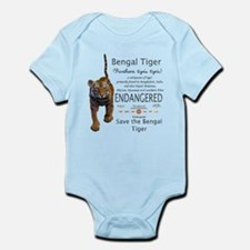 Bengal Tiger Infant Bodysuit