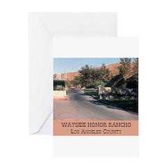 Wayside Honor Rancho Greeting Card