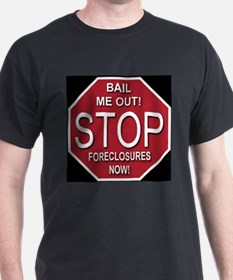 STOP Foreclosures Now T-Shirt