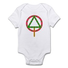 Soberfolk Christmas Infant Bodysuit