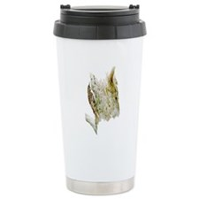 Brown Creeper Travel Coffee Mug