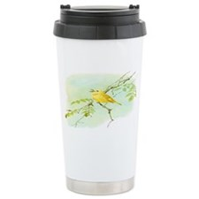 Yellow Warbler Travel Mug