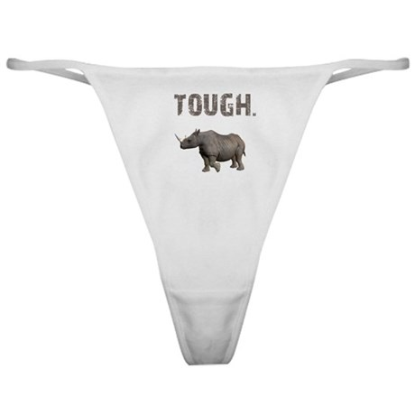 Tough Black Rhino Classic Thong