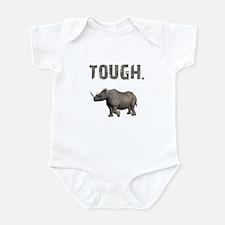 Tough Black Rhino Infant Bodysuit