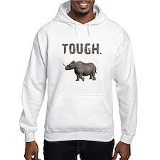 Tough Black Rhino Hoodie