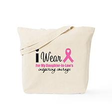 I Wear Pink Tote Bag