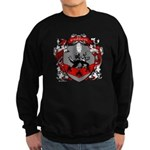 Cullen Family Crest Sweatshirt (dark)