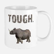 Tough Black Rhino Mug