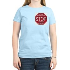 STOP Corruption In The Court T-Shirt