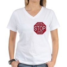 STOP Corruption In The Court Shirt