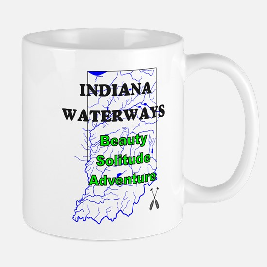 Indiana Waterways Mug
