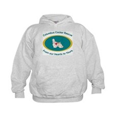 Unique Cocker spaniel rescue Hoodie