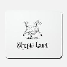 Twilight - Stupid Lamb Mousepad