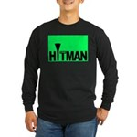 The Hitman Long Sleeve Dark T-Shirt
