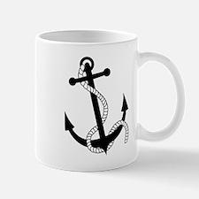 Rockabilly Tattoo Anchor Mug