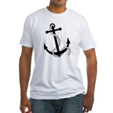 Rockabilly Tattoo Anchor Shirt