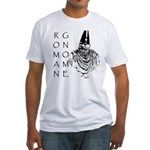 The Roman Gnome Fitted T-Shirt