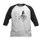 The Roman Gnome Kids Baseball Jersey