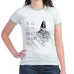 The Roman Gnome Jr. Ringer T-Shirt