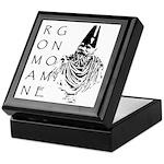 The Roman Gnome Keepsake Box