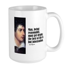 "Byron ""Intoxication"" Mug"