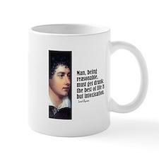 """Byron """"Intoxication"""" Mug"""
