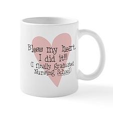 Bless the New Nurse Mug